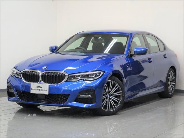 BMW 320d xDriveMスポーツハイラインパッケージ コンフォートパッケージ コンフォートアクセス アクテイブクルーズコントロール ドライバーアシスト リヤビューカメラ パーキングアシストプラス ハイビームアシスタント 18インチMダブルスポークAW