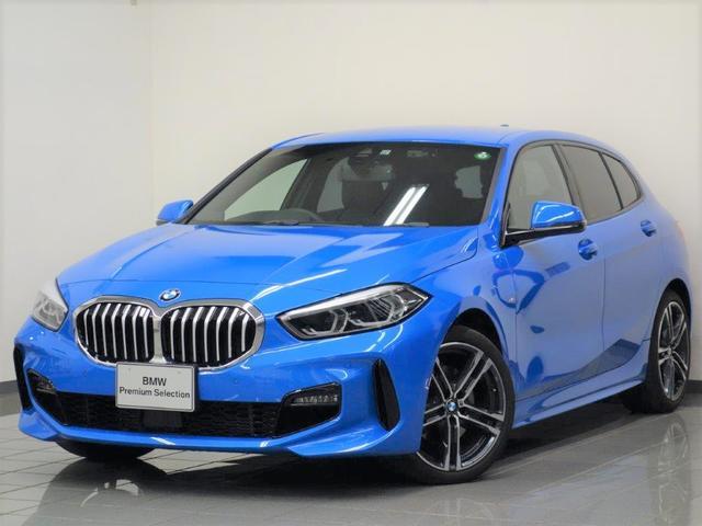 BMW 118i Mスポーツ コンフォートアクセス ドライバーアシスト パーキングアシスト リヤビューカメラ BMWスポーツシート ETC付ルームミラー LEDヘッドライト 18インチMダブルスポークアロイホィール