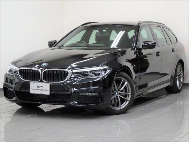 BMW 523d xDriveツーリング Mスピリット コンフォートアクセス アンビエントライト 電動シート ハイビームアシスタント ドライバーアシストプラス パーキングアシストプラス ヘッドアップディスプレイ アクティブクルーズコントロール 18AW