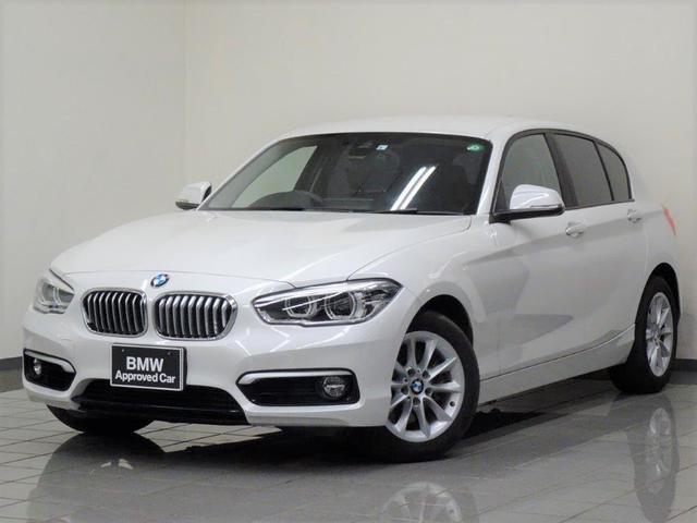 BMW 118i スタイル コンフォートアクセス ドライブレーキ機能付きクルーズコントロール ドライバーアシスト リヤビューカメラ パークディスタンスコントロール ETC付ルームミラー 16インチYスポークアロイホィール