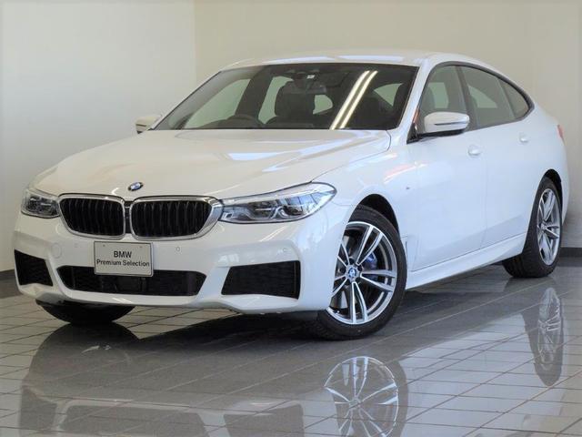 BMW 630i グランツーリスモ Mスポーツ ブラックレザー コンフォートアクセス アクテイブクルーズコントロール リヤビューカメラ パークディスタンスコントロール ドライバーアシストプラス ソフトクローズドア ヘッドアップディスプレ 19AW