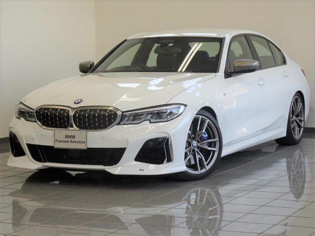 BMW M340i xDrive Shonan BMWスタディーコラボ ブラックレザー アクテイブクルーズコントロール コンフォートアクセス リヤビューカメラ パークディスタンスコントロール 19AW