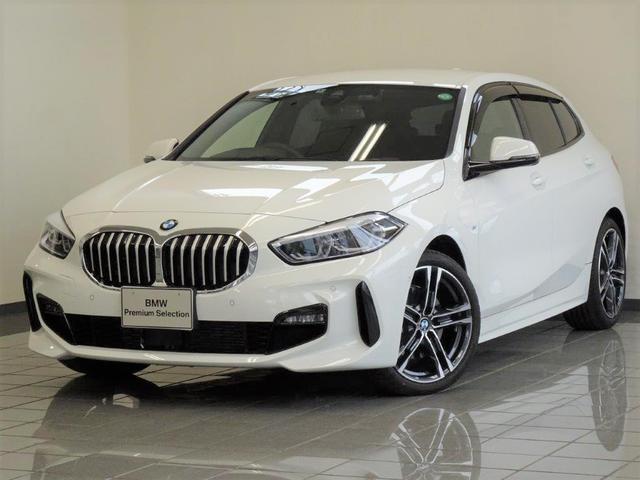 BMW 118d Mスポーツ ナビゲーションパッケージ コンフォートアクセス リヤビューカメラ ドライバーアシスト パーキングアシスト ETC付ルームミラー  BMWスポーツシート 18インチMライトアロイホィール