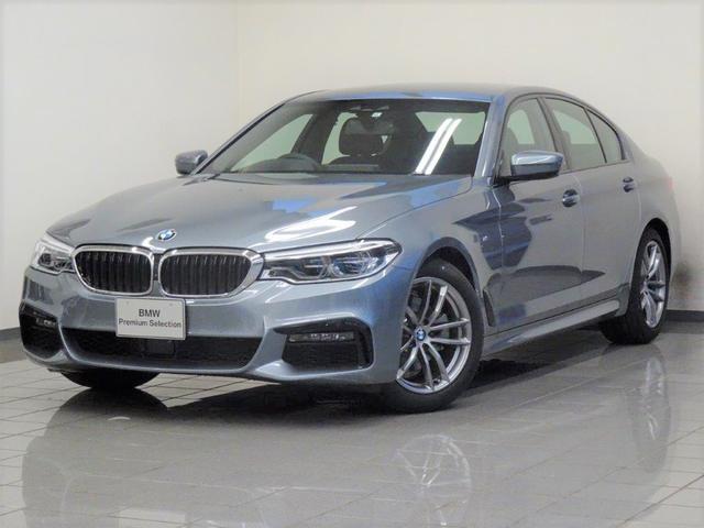 BMW 523d xDrive Mスピリット コンフォートアクセス アクテイブクルーズコントロール ドライバーアシストプラス リヤビューカメラ パークディスタンスコントロール パーキングアシストプラス ヘッドアップディスプレー 18インチAW