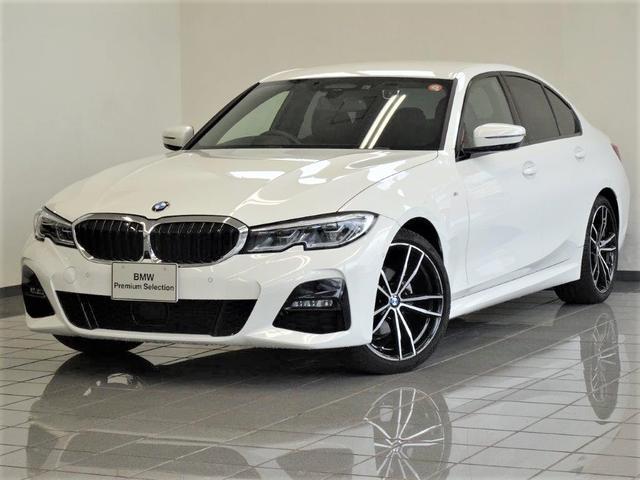BMW 320d xDrive Mスポーツ ブラックレザー デビューPkg イノベーションPkg コンフォートアクセス BMWレザーライト リヤビューカメラ アクテイブクルーズコントロール ヘッドアップディスプレー パーキングアシストプラス