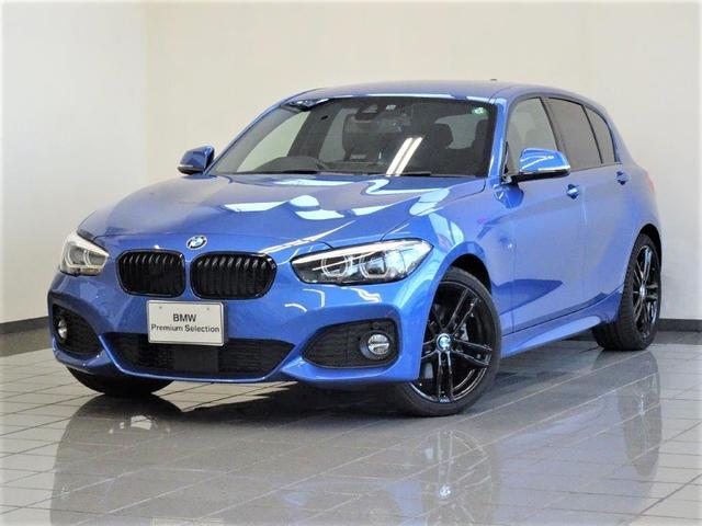 BMW 118d Mスポーツ エディションシャドー ブラックレザー コンフォートアクセス アクティブクルーズコントロール リヤビューカメラ パークディスタンスコントロール ドライバーアシスト 18インチMライトアロイホィールジェットブラック