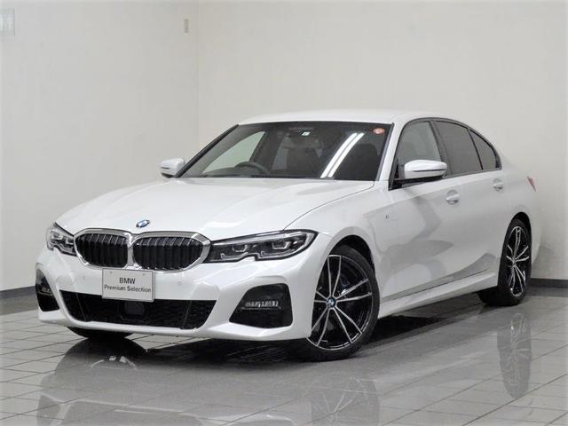 BMW 3シリーズ 320i Mスポーツ ファストトラックパッケージ コンフォートパッケージ Mスポーツブレーキ コンフォートアクセス アクティブクルーズコントロール パーキングアシスト ハイビームアシスタント リヤビューカメラ 19AW