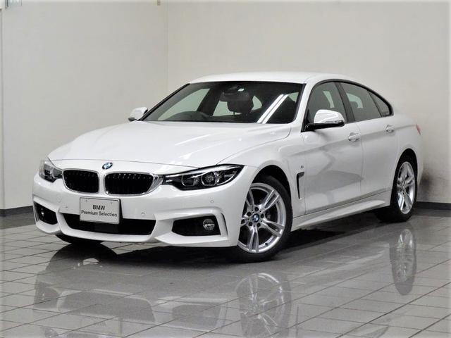 BMW 420iグランクーペ Mスピリット コンフォートアクセス アクティブクルーズコントロール リヤビューカメラ パークディスタンスコントロール フロントシートヒーティング ETC付きルームミラー HiFiスピーカー 18インチAW