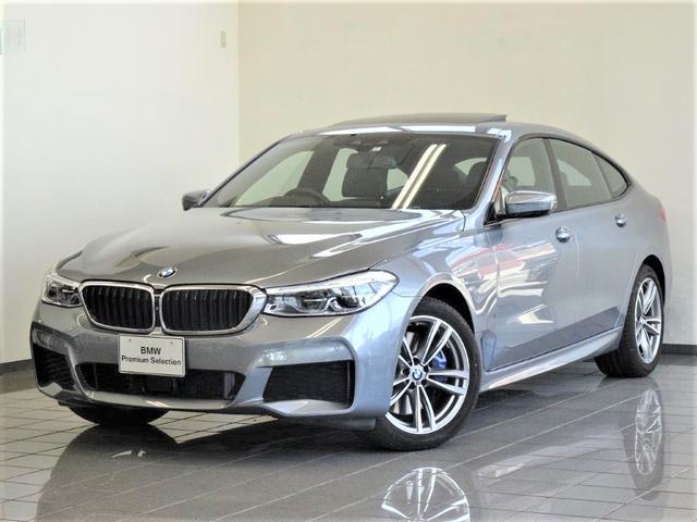 BMW 630i グランツーリスモ Mスポーツ セレクトパッケージ コンフォートパッケージ ブラックレザー パノラマガラスサンルーフ ドライバーアシストプラス パーキングアシストプラス コンフォートアクセス ソフトクローズドア 19インチAW