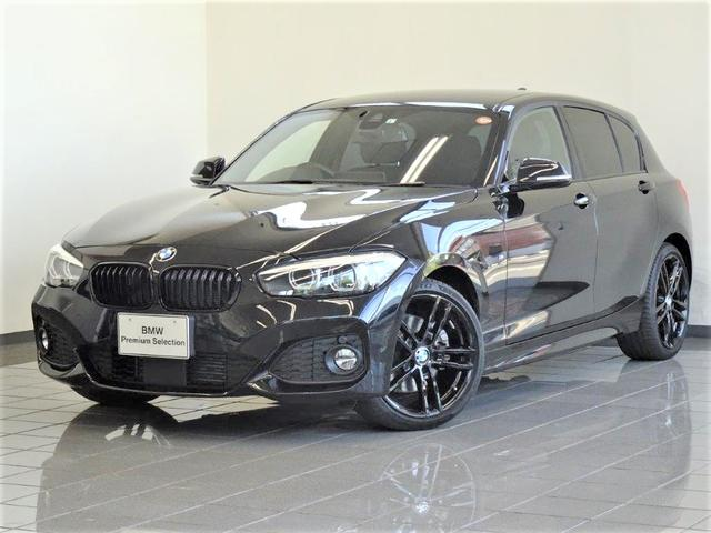 BMW 1シリーズ 118d Mスポーツ エディションシャドー ブラックレザー コンフォートアクセス アクティブクルーズコントロール リヤビューカメラ パークディスタンスコントロール HiFiスピーカー 18インチMスタースポークアロイホィール