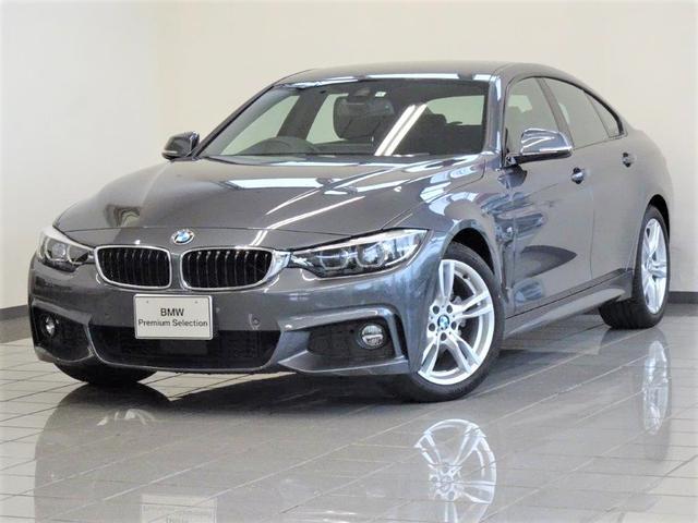 BMW 420iグランクーペ Mスピリット コンフォートアクセス アクテイブクルーズコントロール リヤビューカメラ パークディスタンスコントロール ドライバーアシスト HiFiスピーカー フロントシートヒーティング 18インチスタースポークAW