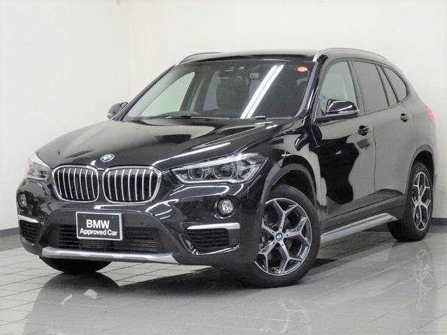 BMW X1 sDrive 18i xライン コンフォートアクセス リヤビューカメラ パークディスタンスコントロール フロントシートヒーティング 電動リヤシート ドライバーアシスト ETC付きルームミラー 18インチYスポークアロイホィール