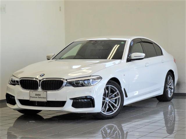 BMW 5シリーズ 523d xDrive Mスピリット ハイラインP ブラックレザー アクテイブクルーズコントロール コンフォートアクセス ドライバーアシストプラス リヤビューカメラ パークディスタンスコントロール ヘッドアップディスプレー 18インチMダブルスポーク