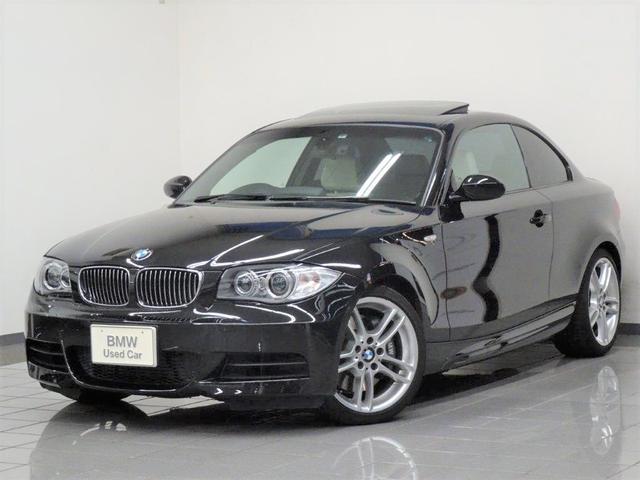 BMW 135i Mスポーツパッケージ ボストンレモンレザー 電動ガラスサンルーフ パドルシフト付Mスポーツレザーステアリング ETC付きルームミラー 18インチスタースポークアロイホィール