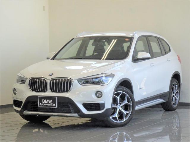 BMW sDrive 18i xライン Xライン リア・ビューカメラ コンフォートアクセス LEDライト ドライバーアシスト パークディスタンスコントロール シングルスロットCDプレーヤー