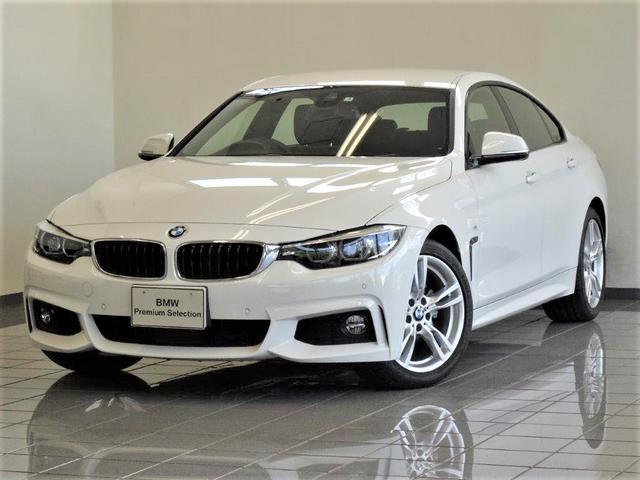 BMW 420iグランクーペ Mスピリット コンフォートアクセス アクティブクルーズコントロール リヤビューカメラ パークディスタンスコントロール ドライバーアシスト フロントシートヒーティング HiFiスピーカー 18インチスタースポークAW