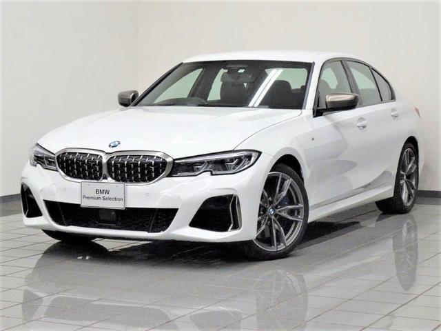 BMW M340i xDrive ブラックレザー パーキングアシストプラス アダプティブMサスペンション BMWレザーライト アクティブクルーズコントロール ヘッドアップディスプレー Mスポーツブレーキ アンビエントライト 19AW