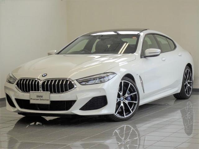 BMW 840i グランクーペ Mスポーツ 20インチMライトアロイホイール BMWディスプレイKey パノラマガラスサンルーフ フロントベンチレーションシート