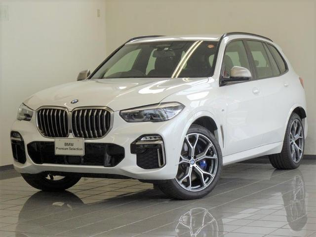 BMW X5 M50i 21インチMライトアロイYスポーク Mスポーツエキゾーストシステム Mスポーツブレーキ Mアダプティブサスペンション