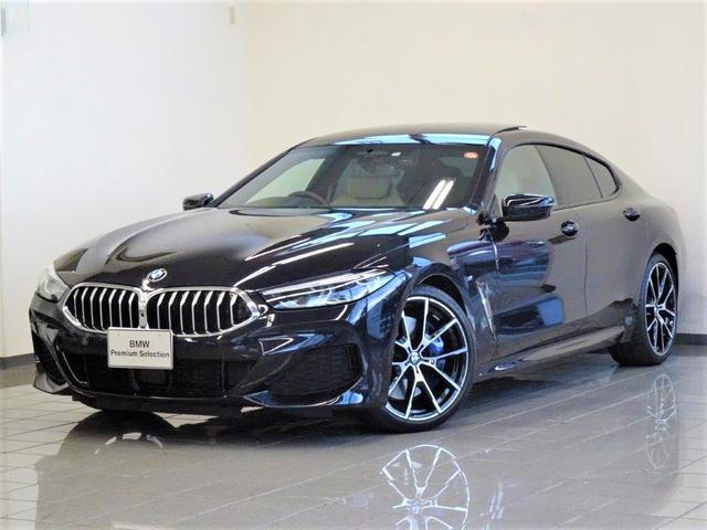 BMW 840i グランクーペ Mスポーツ 20インチMライトアロイホイル ベンチレーションシート ハーマンカードン パノラマサンルーフ