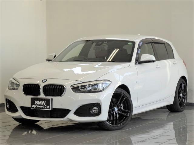 BMW 1シリーズ 118d Mスポーツ エディションシャドー エディションシャドー レザーシート