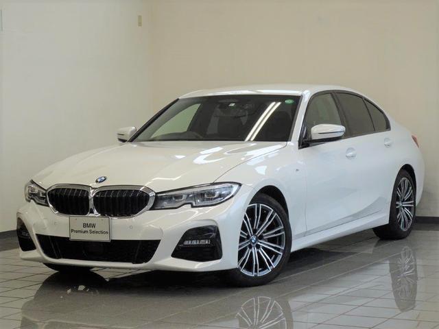 BMW 320d xDrive Mスポーツ 18インチ・Mライト・アロイ・ダブルスポークスタイリング790M BMWスポーツシート フロントシートヒーティング LEDヘッドライト Mスポーツサスペンション Mスポーツステアリングホイル