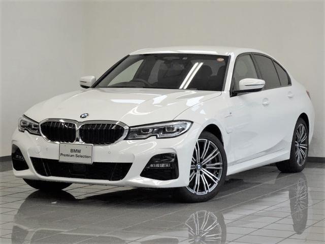 BMW 330e Mスポーツ エディションジョイ+ 18インチ・Mライト・アロイホイルダブルスポーク790M Mスポーツブレーキキャリパー LEDヘッドライト&フォグライト パーキングアシストプラス