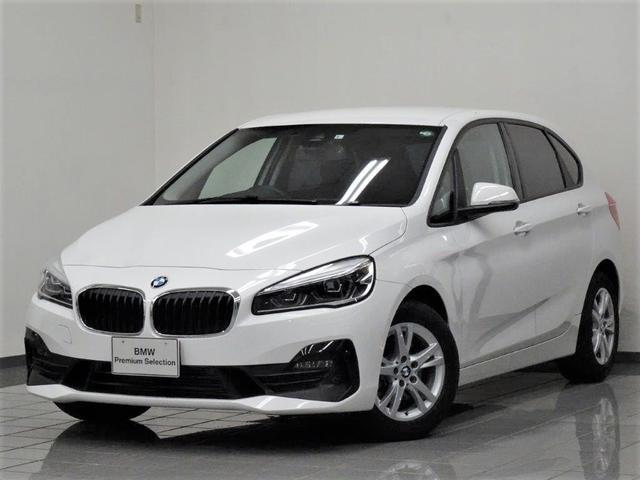 BMW 218d xDriveアクティブツアラー 16インチ・ダブル・スポークアロイ・ホイール リア・ビューカメラ パーキング・アシスタントパッケージ
