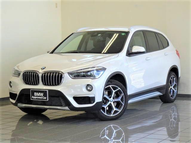 BMW xDrive 18d xライン 18インチ・ライトアロイホイールYスポーク569 モカ・レザーシート 電動フロントシート シートヒーター LEDヘッドライト