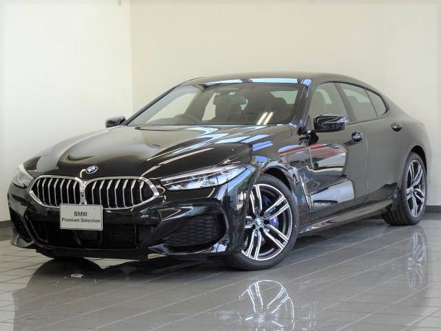 BMW 840i グランクーペ Mスポーツ BMWインディビデユアルメリノレザーシート 19インチMライトアロイホイール727 Mスポーツブレーキ BMWディスプレイKey BMWレーザーライト TVファンクション ハーマンカードン・サウンド