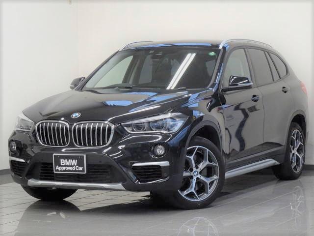 BMW X1 xDrive 20i xライン 18インチライトアロイYスポーク リア・ビューカメラ LEDヘッドライト アクティブクルーズコントロール
