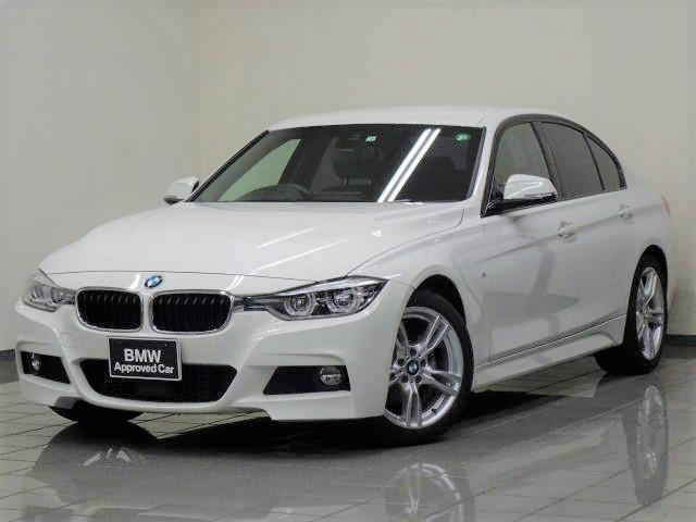 BMW 320i Mスポーツ 18インチMアロイスタースポーク400 リア・ビューカメラ LEDヘッドライト アクティブクルーズコントロール