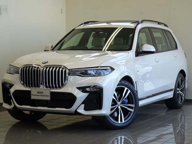 BMW xDrive 35d Mスポーツ