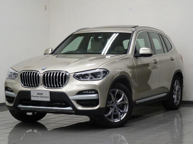 BMW X3 xDrive 20d Xライン ハイラインパッケージ 19インチYスポーク シートヒーター BMWスポーツシート レザーシート フロント・ランバーサポート アダプティブLEDヘッドライト パーキングアシストプラス TVファンクション