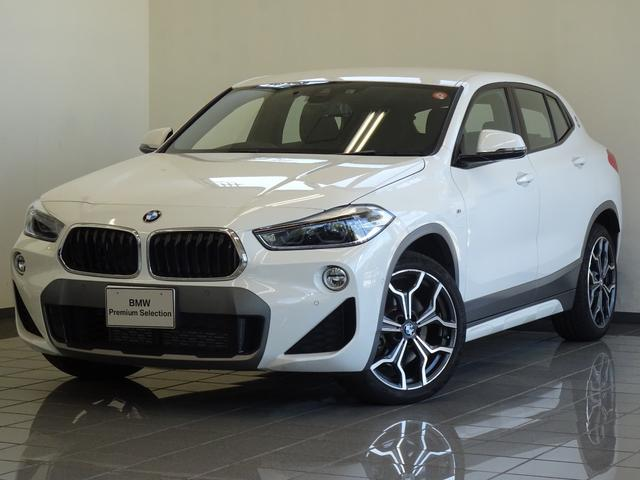 BMW X2 xDrive 20i MスポーツX 19インチMライトYスポークアロイホイール リヤビューカメラ コンフォートアクセス フロントシートヒーティング LEDヘッドライト ヘッドアップディスプレイ アクティブクルーズコントロール