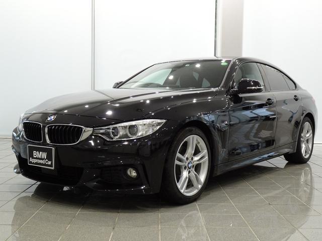 BMW 4シリーズ 420iグランクーペ Mスポーツ 18Mアロイスタースポーク リヤビューカメラ コンフォートアクセス 電動フロントシート アクティブクルーズコントロール レーンチェンジワーニング