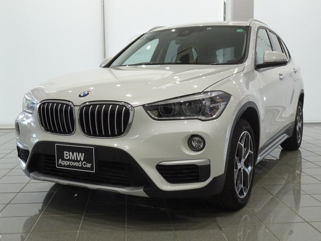 BMW X1 sDrive 18i xライン 18インチライトアロイホイール ブラックパーフォレーテッドダコタレザー リヤビューカメラ オートマティックトランクリットオペレーション コンフォートアクセス フロント電動シート