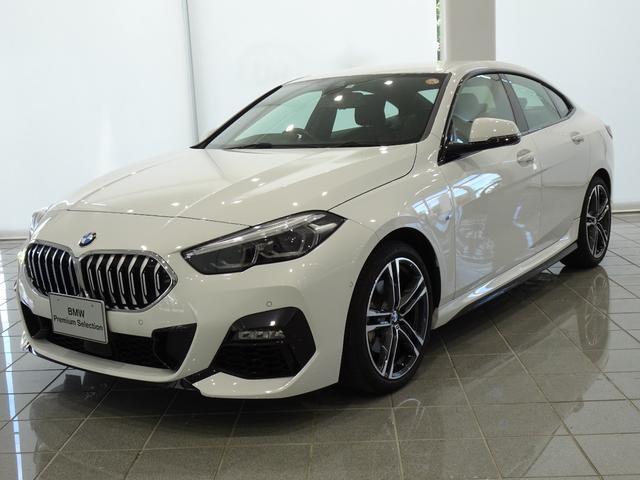 BMW 218iグランクーペ Mスポーツ 18インチMライトアロイホイール コンフォートアクセス アクティブクルーズコントロール ETC車載器 パーキングアシスト ドライバーアシスト