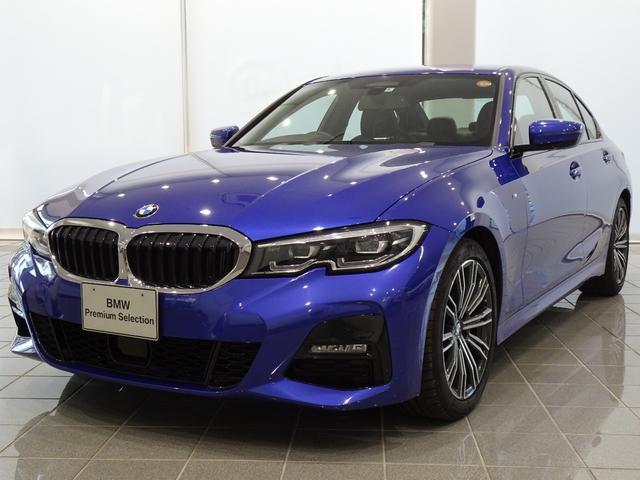 BMW 3シリーズ 320d xDrive Mスポーツ 18インチMライトアロイホイール コンフォートアクセス アンビエンスライト 電動フロントシート フロントシートヒーティング LEDヘッドライト