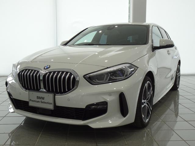 BMW 118d Mスポーツ エディションジョイ+ 18インチMライトアロイホイール オートマティックトランクリットオペレーション コンフォートアクセス アクティブクルーズコントロール ドライバーアシスト LEDヘッドライト パーキングアシスト