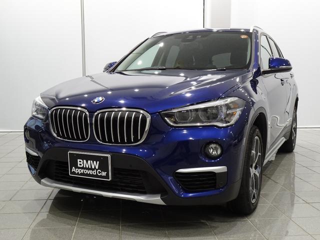 BMW X1 sDrive 18i xライン 18インチライトアロイホイール リヤビューカメラ オートマティックトランクリットオペレーション ドライバーアシスト LEDヘッドライト パークアシスト パークディスタンスコントロール