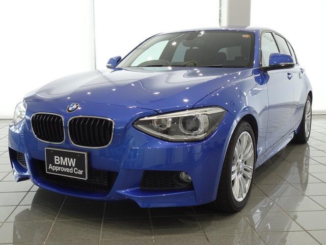 BMW 116i Mスポーツ 17インチMライトアロイホイール マルチファンクションステアリングホイール リヤビューカメラ ヘッドライトウォッシャー パークディスタンスコントロール フロントフォグライト ナビゲーションシステム