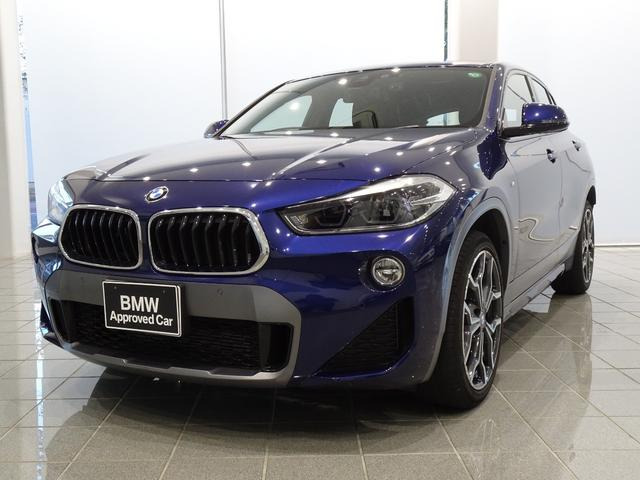 BMW X2 xDrive 20i MスポーツX 19インチMライトアロイホイール ブラックレザーダコタシート フロント電動シート フロントシートヒーティング コンフォートアクセス ドライビングアシスト