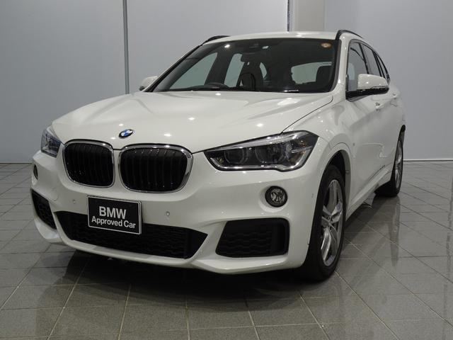 BMW X1 xDrive 18d Mスポーツ 18インチMライトアロイホイール リヤビューカメラ オートマティックトランクリットオペレーション コンフォートアクセス 電動フロントシート フロントシートヒーティング アダプティブLEDヘッドライト