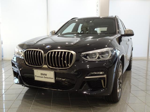 BMW X3 M40i 21インチスタイリング718M モカヴァーネスカレザー パノラマガラスサンルーフ アクティブベンチレーションシート アクティブクルーズコントロール ヘッドアップディスプレイ TVファンクション