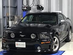 フォード マスタングV6プレミアム D車左ハンドル ベージュレザー 社外バンパー