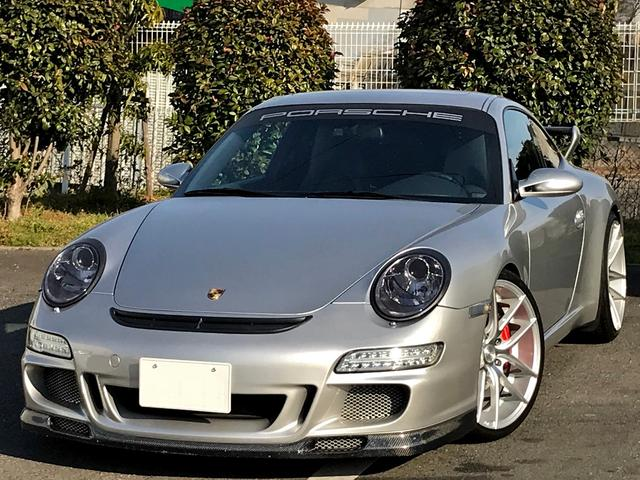 ポルシェ 911カレラS D車左ハンドル GT3ルック 社外20AW