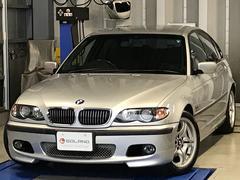 BMW320iMスポーツ D車1オーナー 純正17AW 記録簿完備