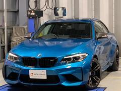 BMW M2M2クーペ D車右ハンドル 6速MT サンルーフ 19AW