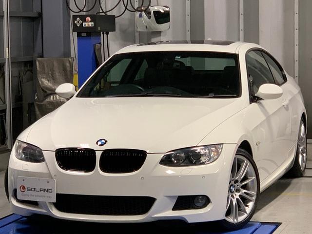 BMW 335i MスポーツPKG 7速DCT サンルーフ 18AW